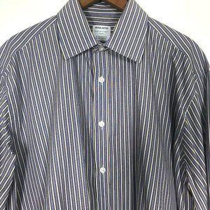 Michael Bastian for Barneys NY Shirt 16-1/2 R